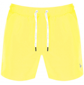 Jack Wills Blakeshall Swim Shorts Yellow