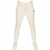 Vivienne Westwood Logo Jogging Bottoms In White