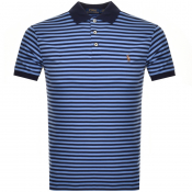 Product Image for Ralph Lauren Short Sleeved Polo T Shirt Blue
