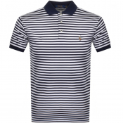 Ralph Lauren Short Sleeved Polo T Shirt White