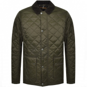 Product Image for Barbour Diggle Quilted Jacket Green