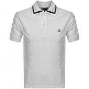 Product Image for Vivienne Westwood Polo T Shirt White