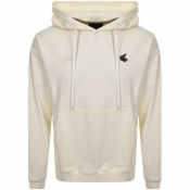 Product Image for Vivienne Westwood Small Orb Oversized Hoodie White