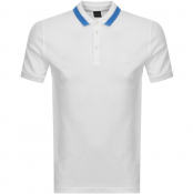 Product Image for BOSS Casual Pase Polo T Shirt White