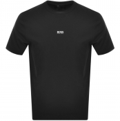 BOSS Casual TChup T Shirt Black