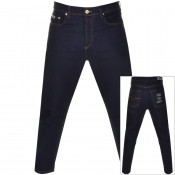 Product Image for Versace Jeans Couture Cropped Jeans Blue