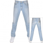 Product Image for Versace Jeans Couture Slim Jeans Blue