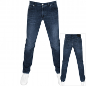 Product Image for BOSS HUGO BOSS Maine 3 Jeans Navy