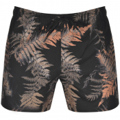HUGO Inagua Swim Shorts Green