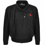 Product Image for Vivienne Westwood Wilma Bomber Jacket Black