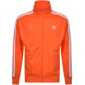 adidas Originals Firebird Track Top Orange