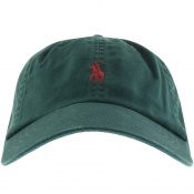 Product Image for Ralph Lauren Classic Baseball Cap Green