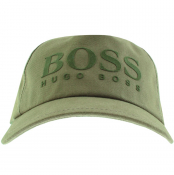 BOSS Casual Fritz Cap Green