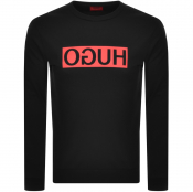 Product Image for HUGO Dicago 194 Sweatshirt Black