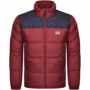 Product Image for Levis Coit Quilted DownPuffer Jacket Red