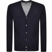 Product Image for BOSS HUGO BOSS Mardon Cardigan Navy