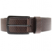 BOSS HUGO BOSS Jor Belt Brown