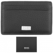 BOSS HUGO BOSS Crosstown Card Holder Black