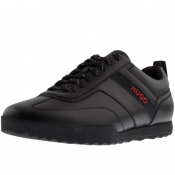 HUGO Matrix Lowp Trainers Black