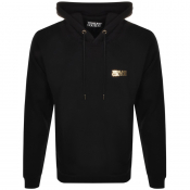 Product Image for Versace Jeans Couture Logo Hoodie Black