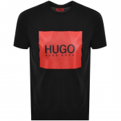 HUGO Dolive 194 T Shirt Black