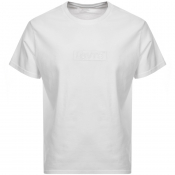 Product Image for Levis Relaxed Short Sleeved Logo T Shirt White