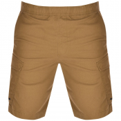 Superdry World Wide Cargo Shorts Brown