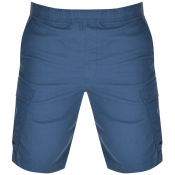 Superdry World Wide Cargo Shorts Navy