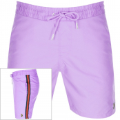 Luke 1977 Mcguigan Swim Shorts Purple