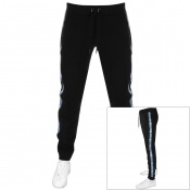 Product Image for Versace Jeans Couture Logo Jogging Bottoms Black