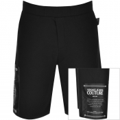 Product Image for Versace Jeans Couture Script Logo Shorts Black