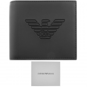 Product Image for Emporio Armani Logo Wallet Black