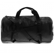 Versace Jeans Couture Leather Duffle Black