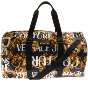 Product Image for Versace Jeans Couture Logo Duffle Bag Black