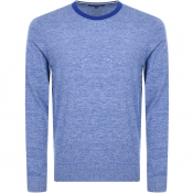 Product Image for Michael Kors Crew Neck Sweatshirt Blue