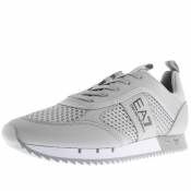 Product Image for EA7 Emporio Armani LogoTrainers Grey