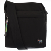 Product Image for Paul Smith Zebra Shoulder Bag Black