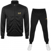 Product Image for EA7 Emporio Armani Core ID Tracksuit Black