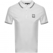 Product Image for Michael Kors New Logo Polo T Shirt White