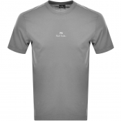 Product Image for PS By Paul Smith Logo T Shirt Grey
