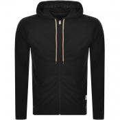 Product Image for PS By Paul Smith Full Zip Hoodie Black