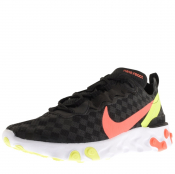 Product Image for Nike React Element 55 Trainers Black