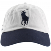 Product Image for Ralph Lauren Classic Sport Baseball Cap White