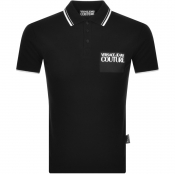 Product Image for Versace Jeans Couture Polo T Shirt Black