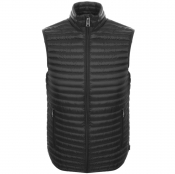 Product Image for Emporio Armani Quilted Gilet Black