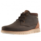 Barbour Nelson Shoes Brown