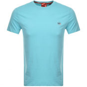 Product Image for Superdry Vintage Logo T Shirt Blue