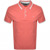 Product Image for Michael Kors Greenwich Polo T Shirt Orange