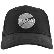 Product Image for Alpha Industries NASA Cap Black