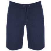 Product Image for Emporio Armani Jersey Shorts Blue